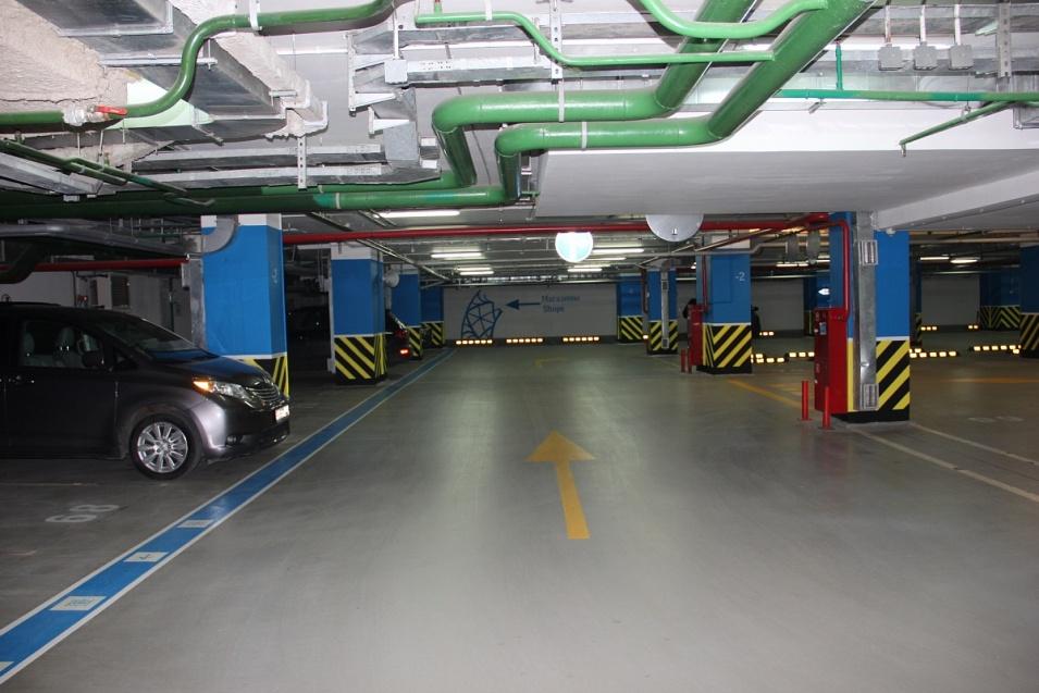 09658c67cc07 Нами выполнено проектирование и монтаж спринклерного тушения в подземной  парковке (АУПТ)